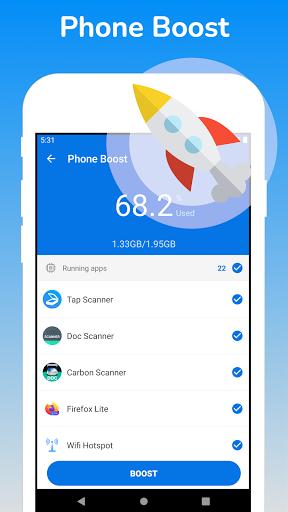 4 GB RAM Memory Booster - Cleaner | AppLock | Cool screenshot 2
