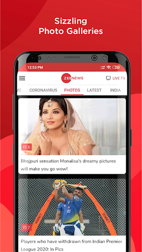 Zee News - Hindi News, Latest India News Live screenshot 4