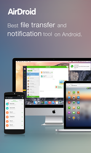AirDroid: File & Remote Control & Screen Mirroring screenshot 8