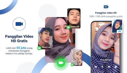imo video dan ngobrol gratis screenshot 4