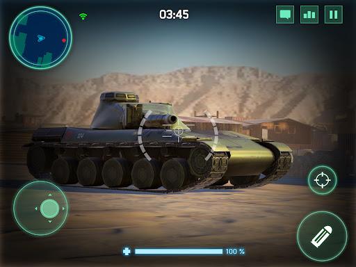 War Machines: Tank Army Game screenshot 12