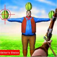 Watermelon Archery Shooter on 9Apps
