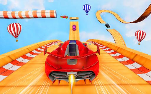 Impossible Track Car Stunt 3D: Car Games screenshot 1