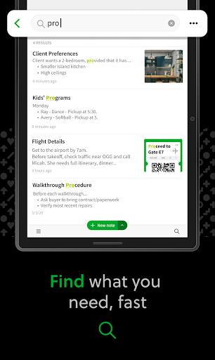 Evernote - Penyelenggara Catatan screenshot 12