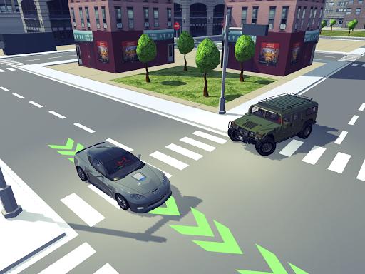 Driving School 3D Simulator screenshot 12