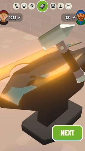 Blade Forge 3D screenshot 3