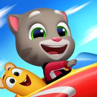 Talking Tom Sky Run: The Fun New Flying Game on 9Apps