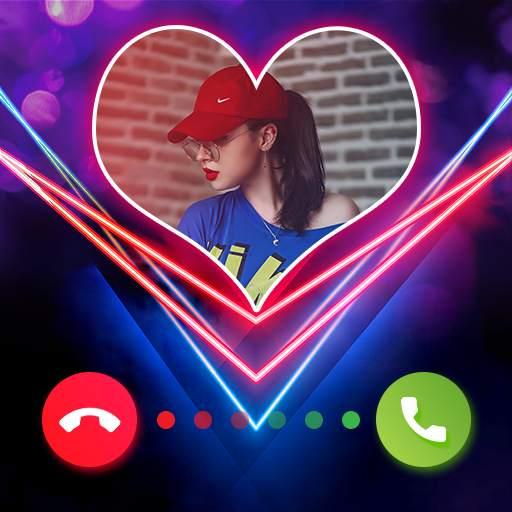 Color Caller Screen - Color Phone & Color Screen