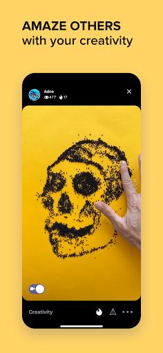 SketchAR Create Art and get NFT instantly screenshot 6