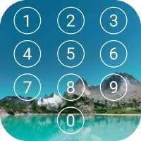 لوحة المفاتيح قفل الشاشة on 9Apps