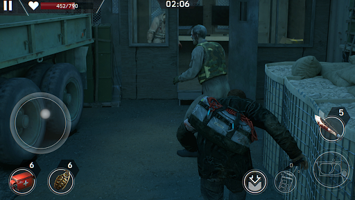 Left to Survive: Survival. Last State of the Dead screenshot 2