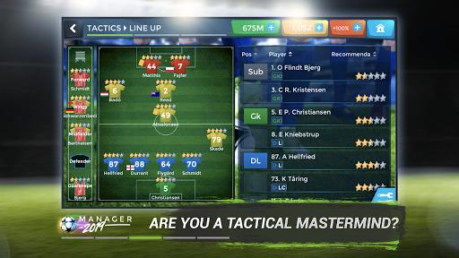 FMU - Football Manager Game screenshot 3