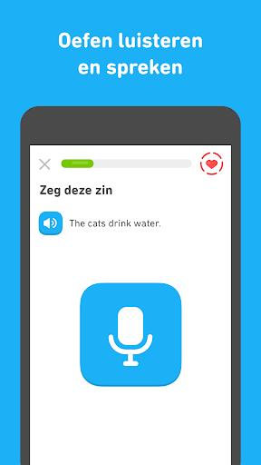 Leer Engels met Duolingo screenshot 4