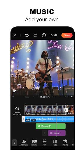 Video Editor&Maker - VivaVideo screenshot 6
