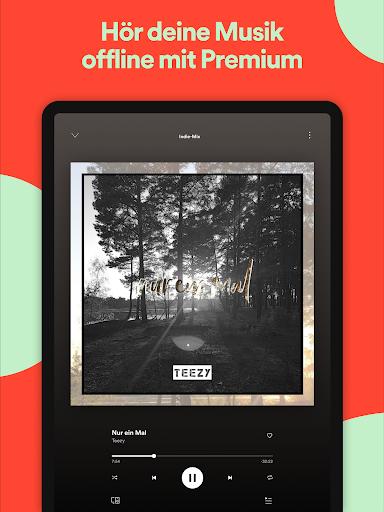 Spotify: Musik und Podcasts screenshot 14