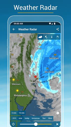 Weather & Radar - Storm radar screenshot 2