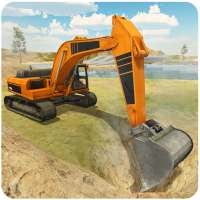 Heavy Excavator Simulator PRO on 9Apps
