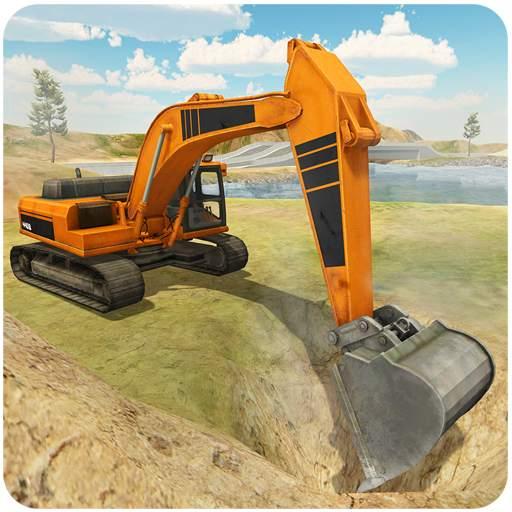 Heavy Excavator Simulator PRO