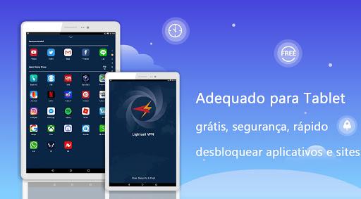 Lightsail VPN seguro y absolutamente gratuito screenshot 6