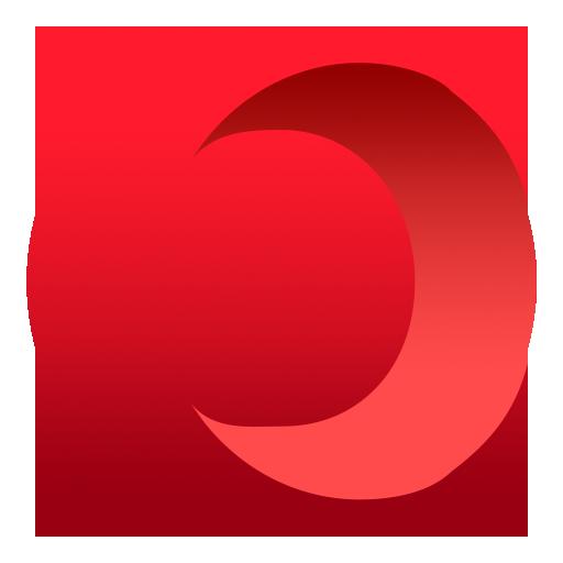 無料 VPN を備えた Opera ブラウザ icon