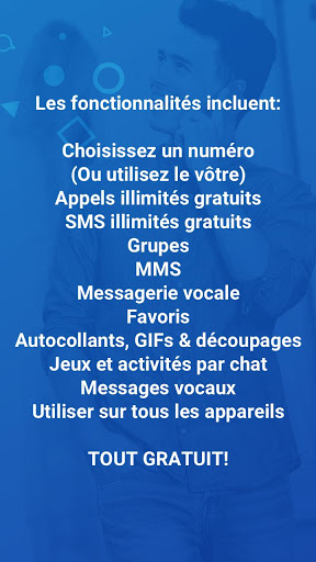 Nextplus SMS Gratuits   Appels screenshot 7