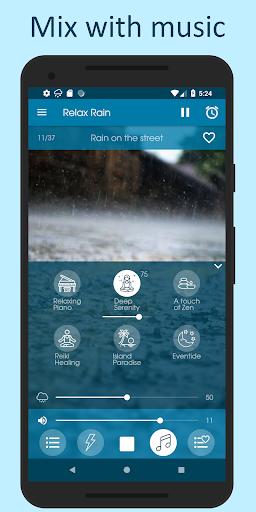 Relax Rain - Rain sounds: sleep and meditation screenshot 4