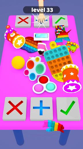 Trading Master 3D - Fidget Pop screenshot 1