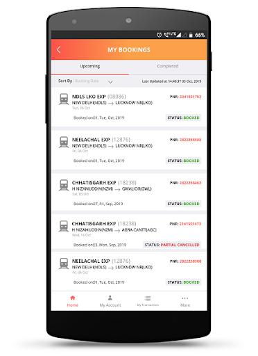 IRCTC Rail Connect screenshot 8