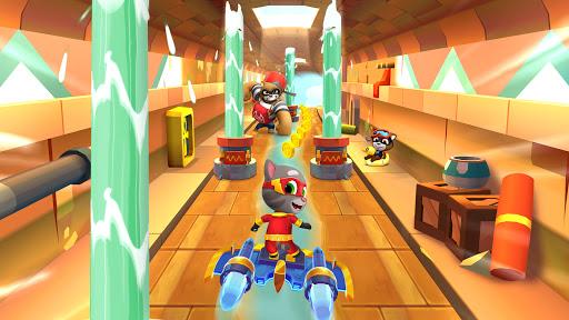 Talking Tom Hero Dash screenshot 7