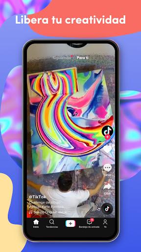 TikTok: Retos, Videos & Música screenshot 4