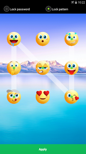 Screen Locker - Applock Emoji Lock Screen App screenshot 6