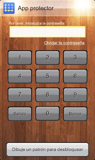 Bloqueo de aplicación screenshot 4