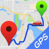 GPS 네비게이션 - 네비게션다운받기, 지도앱, 네비게션 앱, 네비게션무료 on 9Apps
