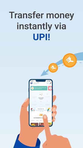 BHIM UPI, Money Transfer, Recharges & Pay Later screenshot 4
