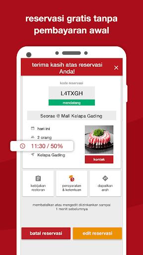 eatigo –  reservasi restoran dengan diskon screenshot 3