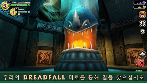 School of Dragons: 드래곤 길들이기 screenshot 4