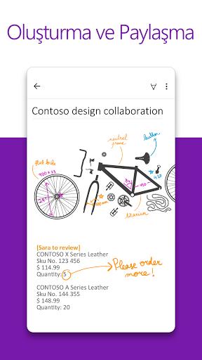 Microsoft OneNote: Fikir Kaydetme ve Not Düzenleme screenshot 4