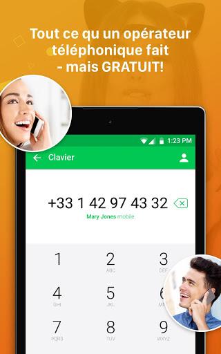 Nextplus SMS Gratuits   Appels screenshot 17