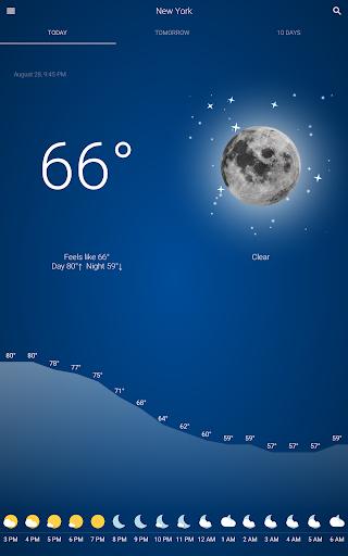 Cuaca screenshot 7
