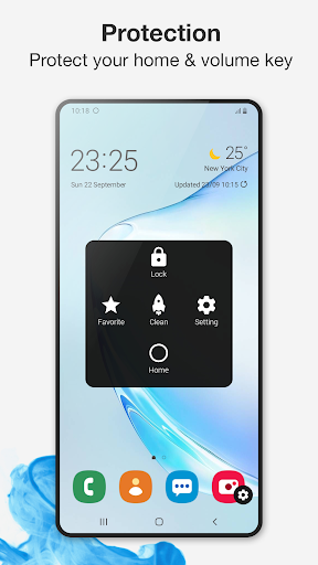 Assistive Touch para Android screenshot 2