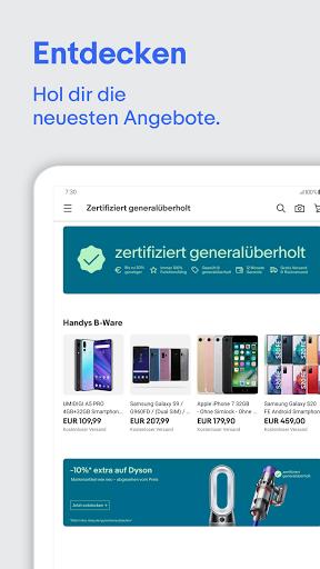 eBay – Deals entdecken und Artikel verkaufen screenshot 12