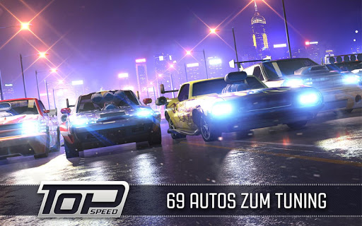 Top Speed: Drag & Fast Racing 3D screenshot 5