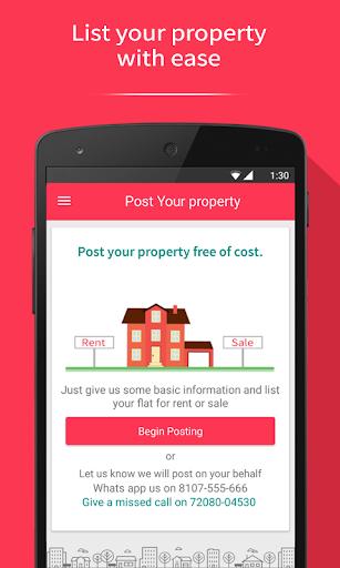 NoBroker Flat, Apartment, House, Rent, Buy & Sell screenshot 6