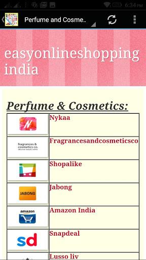 Free Online Shopping India App скриншот 8
