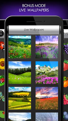 penyunting foto bunga: bingkai, pelekat & kolaj screenshot 8
