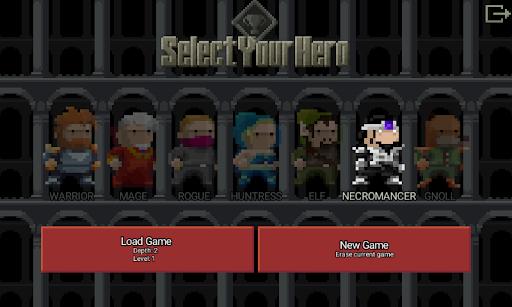 Remixed Dungeon: Pixel Art Roguelike screenshot 5