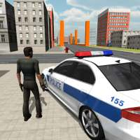 Police Car Driver on 9Apps
