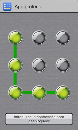 Bloqueo de aplicación screenshot 1