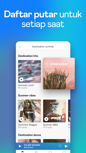 Deezer - Musik, Daftar Putar & Podcast screenshot 4