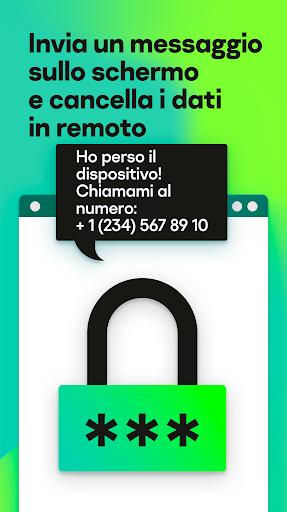 Kaspersky Mobile Antivirus: AppLock Sicurezza Web screenshot 8